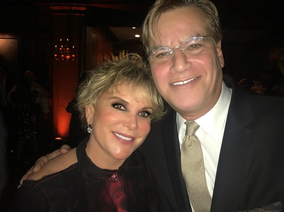 Wendy Federman & Aaron Sorkin
