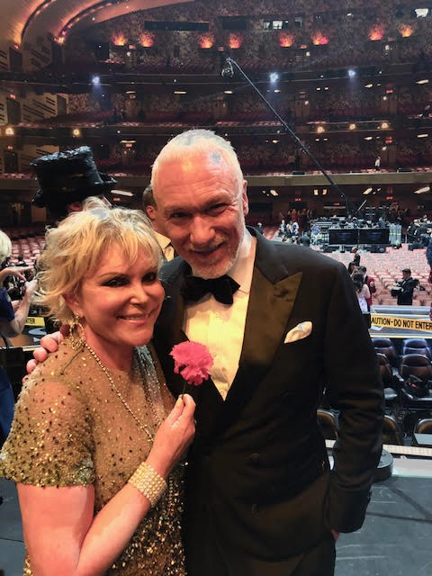 Wendy Federman  and Patrick Page