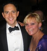 Wendy Federman and Santino Fontana