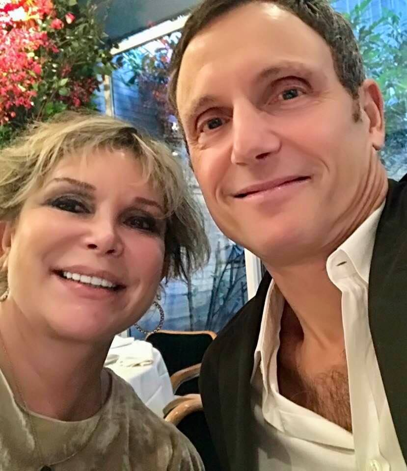 Wendy & Tony Goldwyn