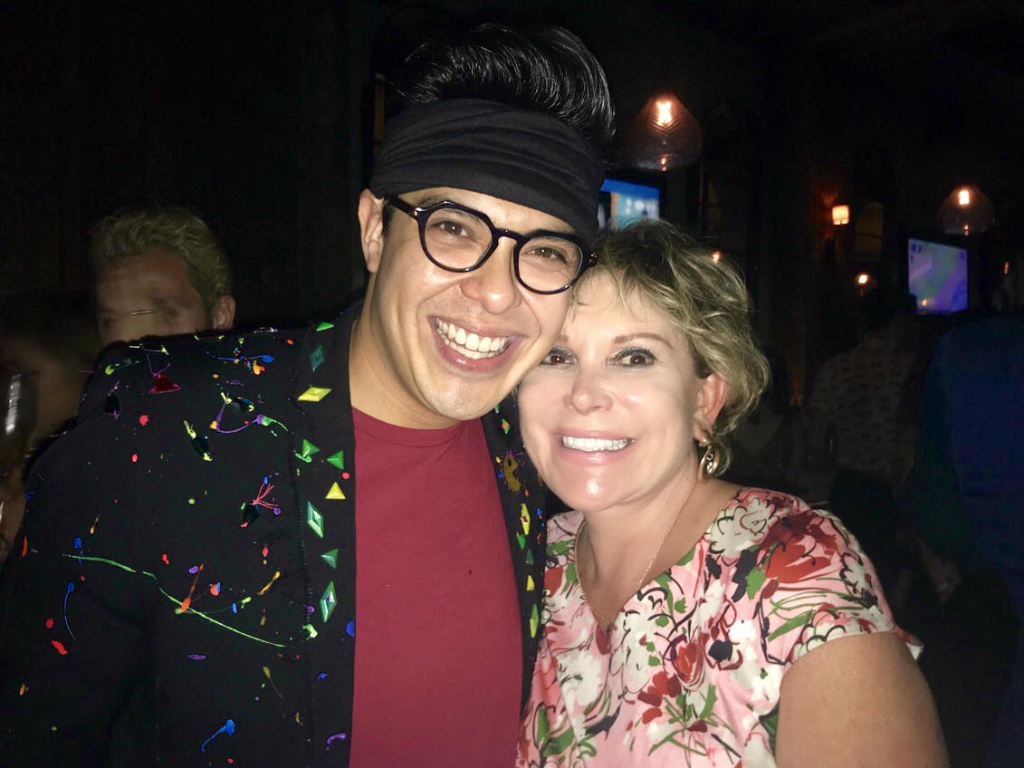 "Wendy Federman and George Salazar, ""Be More Chill,"" Broadway, Producer"