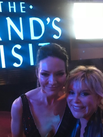 Katrina Lenk, The Band's Visit, Tony Award Winner, Wendy Federman