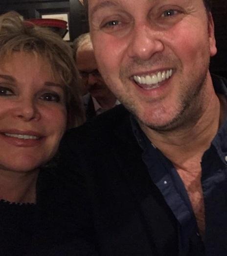 With Tony Award winning choreographer Warren Carlyle celebrating our Hello Dolly RESIZED