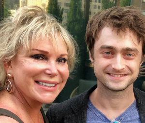 Wendy Federman & Daniel Radcliffe