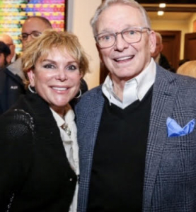 Wendy Federman and Bob Mackie