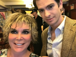 Andrew Garfield, Angels in America, Tony Award winner, Wendy Federman, Broadway Producer