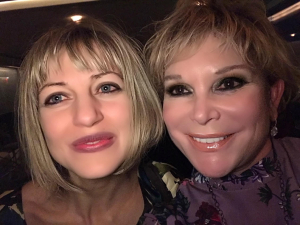 Wendy Federman with Anais Mitchell