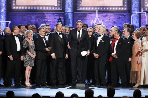 The Band's Visit, Tony Awards, Wendy Federman, Broadway Producer, Tony Shalhoub, Katrina Lenk, Ari'el Stachel