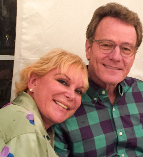 Wendy-Federman-with-Wakefield-star-Bryan-Cranston-at-the-Telluride-Film-Festival-500x550-web
